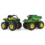 "8"" John Deere Shake N Sounds Monster Treads"