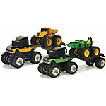 1:32 John Deere Monster Treads Semi Trucks