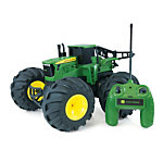 John Deere Monster Treads Radio-Control Tractor