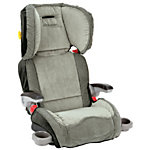 Compass B540 Booster Car Seat - Retro Rails Stripe