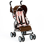 Jet Stroller - Spiro Brown and Pink
