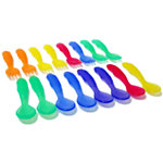 Take & Toss Toddler Flatware - 16-pack