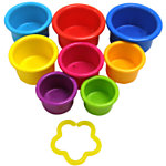 Stack & Count Cups - 8 pack