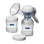 Manual Breast Pump (BPA-free bottles)