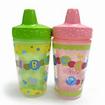 ABC Fun Insulated 9oz. Cup