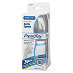 The First Years Breastflow Disposable Bottle, 4 oz. (1-pack)