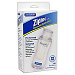 Ziploc(R) Brand Disposable Bottle Liners, 8 oz. 55-count