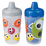 Smart Sipper 9 oz. Insulated Sippy Cups - Monsters (2-pack)