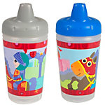 Sir Prance-a-Lot 9 oz. Insulated Sippy Cups (2-pack Lamaze design)
