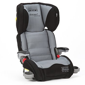 Compass B540 Booster Car Seat - Sticks & Stones