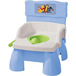Disney Pooh 3-in-1 Flush & Sounds Potty - blue