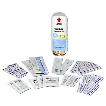 American Red Cross Essentials First Aid Kit
