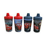 .Disney-Pixar Cars 2 Insulated Cup 2-pack (Walmart-exclusive design)