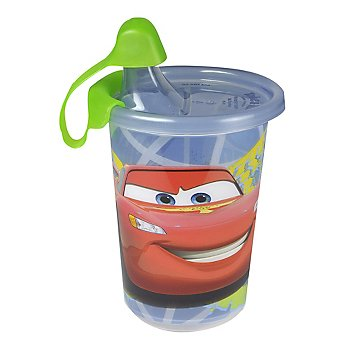 Disney-Pixar Cars 2 Take & Toss 10oz Sippy Cups - 3-pack