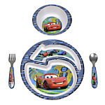 Disney-Pixar Cars 2 4-piece Feeding Set