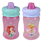 Disney Princess 10oz Soft Spout Travel Lock  Sippy Cup