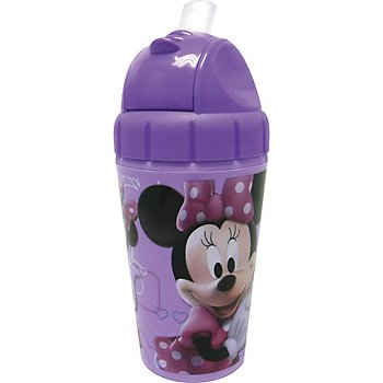 Minnie Mouse Clubhouse Insulated 9oz Straw Cup