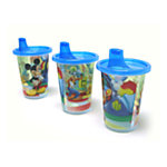 Mickey Mouse Clubhouse Take & Toss 10oz Sippy Cups - 3-pack