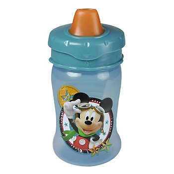 Mickey Mouse Meal Mates  10 oz. Soft Spout Sippy Cup 1-pack