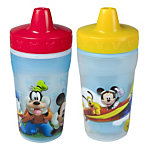.Mickey Mouse Clubhouse Insulated 9oz. Cup  2-pack