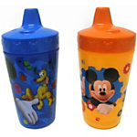 .Mickey Mouse Clubhouse Insulated 9oz. Cup  (2-pack)