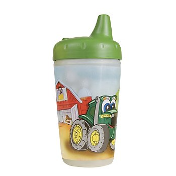 John Deere Insulated 9 oz. Sippy Cup