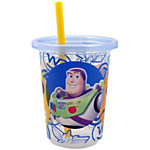 Toy Story Take & Toss 10 oz. Straw Cup 3-pack
