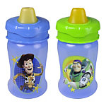 Toy Story 3 10oz Soft Spout Travel Lock Sippy Cup (1-pack)