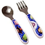 Toy Story 3 Easy Grasp Fork and Spoon